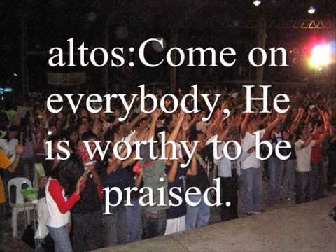 Come On Let's Worship Him by Youth For Christ