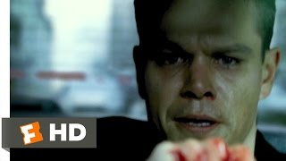 The Bourne Supremacy (8/9) Movie CLIP - Car Chase With Kirill (2004) HD