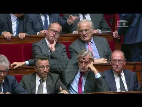 """Francë, """"nepotizmi"""" bën """"kurban"""" ministrin e Brendshëm - Top Channel Albania - News - Lajme"""
