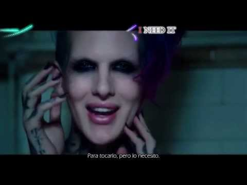 Jeffree Star - Love to My Cobain (Music Video) [KARAOKE LYRICS + Sub. Español] [YANGSEONF]