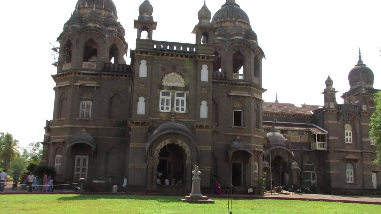 chhatrapati shahu maharaj palace kolhapur youtube