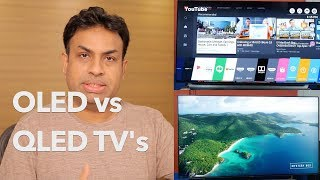OLED vs QLED TV What You Should Know - Which is Better?