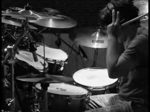 Oficina G3 -Não Ser - Felipe Souza (Drum Cover)