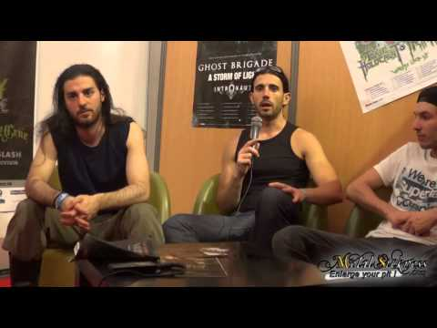 Hour Of Penance interview @ Hellfest (17.06.2012) - Metal Sickness