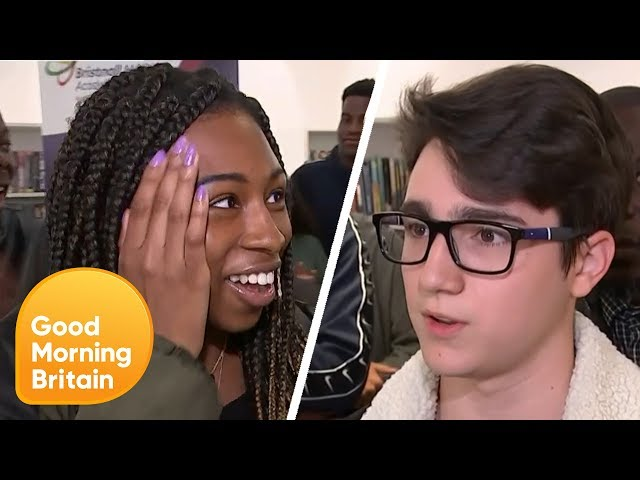 GCSE Students Open Their Results Live on Air! | Good Morning Britain