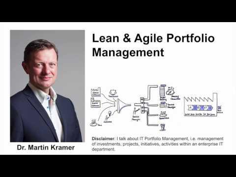 Lean & Agile Portfolio Management