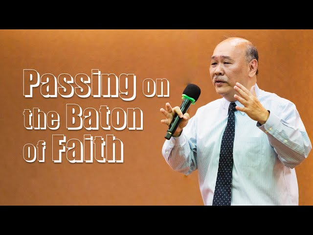 James: Passing on the Baton of Faith