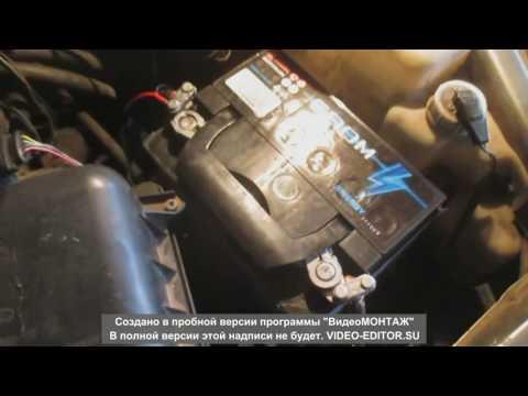 Плохой Запуск двигателя ваз 2112( ПОЗДНИЙ старт) РЕШЕНО