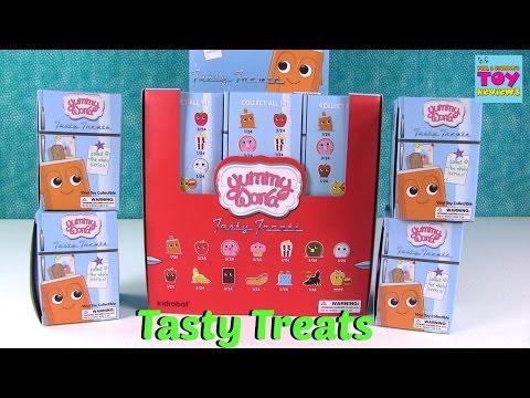 Yummy World Fresh Friends Blind Box Keychains Kidrobot