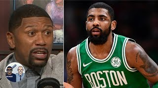 Celtics with Kyrie Irving are an Eastern Conference Finals team - Jalen Rose | Jalen & Jacoby