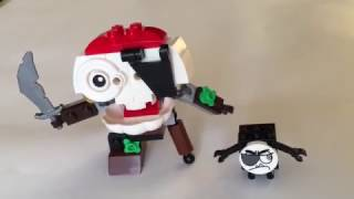 Обзор конструктора Lego Mixels Skulzy Cartoon Network