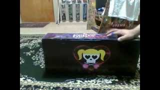 Lollipop Chainsaw Retailer Launch Kit Unboxing