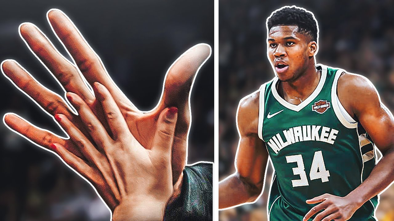 Top 10 Biggest Hands In The NBA