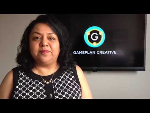 Patricia Aguilar, Gameplan Creative - IHCC Hispanic Business Expo