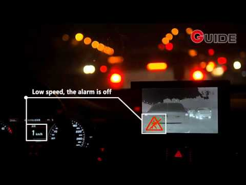 N driver from Guide Infrared