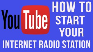 How To start your internet Radio station for under $20