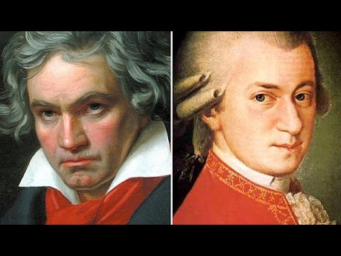Mozart and Beethoven: One Hour + Playlist