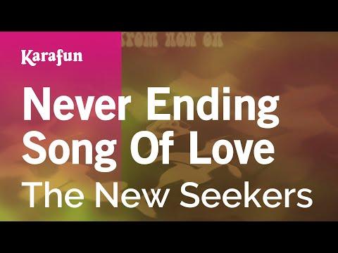 Karaoke Never Ending Song Of Love - The New Seekers *