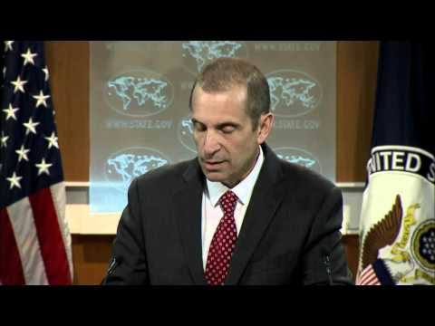 State Dept: Assad or Daesh? Russian forces in Palmyra. 24 Mar 2016