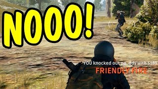 My Biggest Fails - PlayerUnknown's Battlegrounds Funny Moments & Epic Stuff (PUBG)