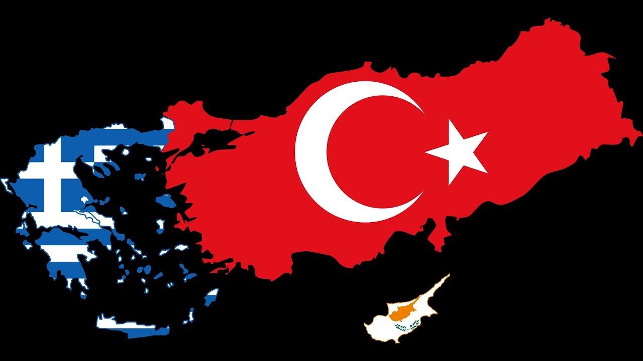 Greece vs Turkey - YouTube