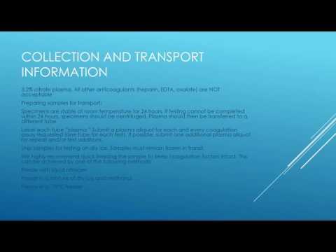 Introduction to the New Coagulation Analyzer