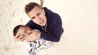 Walk The Moon - Shut Up And Dance (Jakub & Dawid First Video Ever)