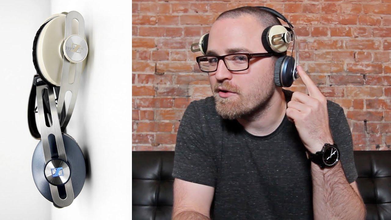 Sennheiser Momentum On Ear Headphones Unboxing Overview Youtube 2g Ivory