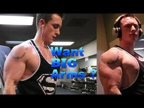 Zone Lifts: Building Big Arms, Bodybuilding Tips & Tricks