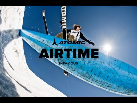 ATOMIC AIRTIME – INFAMOUS, Windells, Mt.Hood