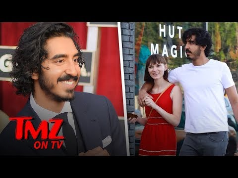 Dev Patel's Got A New Gal  TMZ TV