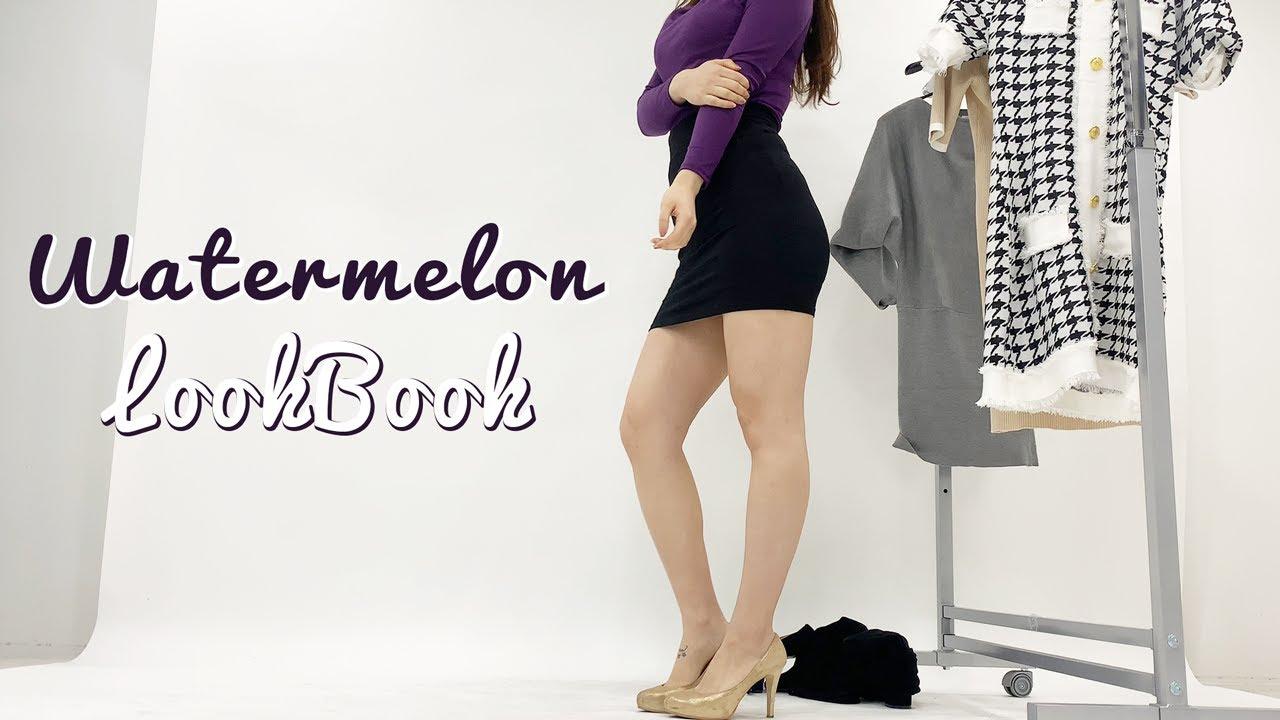 여자 가을옷 코디 룩북 🌸 Eleva lookbook