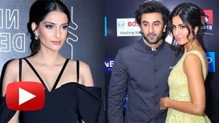 Sonam Kapoor INSULTS Ranbir Kapoor And Katrina Kaif, REACTS On Katrina's Fashion