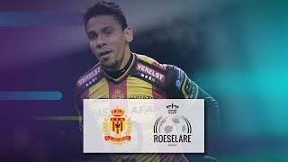 HIGHLIGHTS NL / KV Mechelen - Roeselare ( 18/01/2019 )