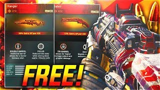 Using NEW EPIC GUNS for FREE! (TEST EPICs before you BUY) - Infinite Warfare EPIC GUN GAME!