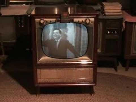 Watch the Honeymooners on a 1957 Zenith TV part 3 of 3