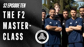 The F2 Masterclass feat. Luca Zidane | Tango Squad FC