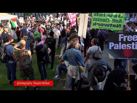 Gaza – stop the massacre