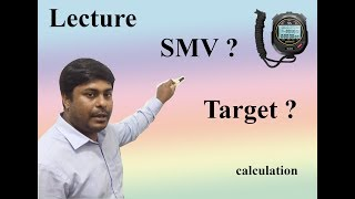 Lecture On Industrial Engineering (IE) Basic Knowledge (Part-01) || SMV, Target ||  work study.