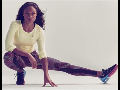 Allyson Felix – Athletics Motivation ● HD