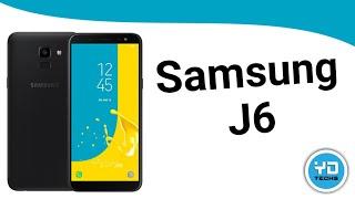 Samsung Galaxy J6  2018 (Black) Unboxing & Overview | Best Budget Smartphone 2018 Under 15000