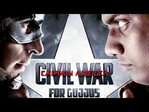 Captain America: Civil War For GUJJUS