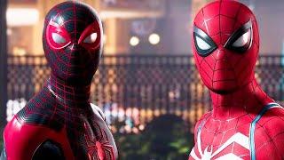 SPIDER-MAN Miles Morales PS5 FULL MOVIE [4K-60FPS] All Cutscenes Marvel Superheroes 2020