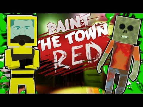 paint the town red download pc