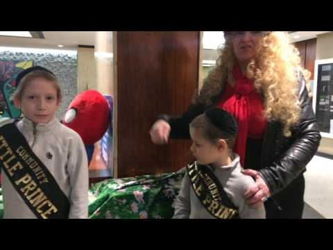 The Little Angels Charity Society of Montreal donates over 2016 Holiday Season