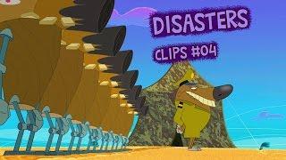 Zig & Sharko - Disasters Clips #04 _ HD