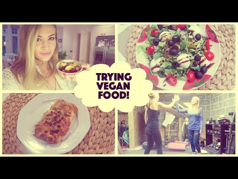 Trying Vegan Food! | What I Ate Wednesday
