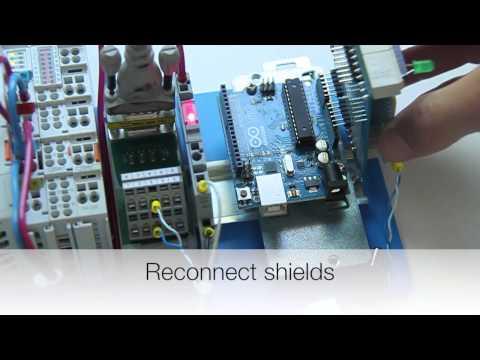 Mach3 CNC + Arduino Driving a Discreet H-Bridge