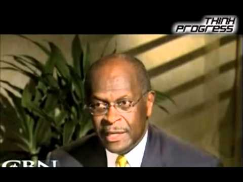 Herman Cain on Uzbekistan Remix
