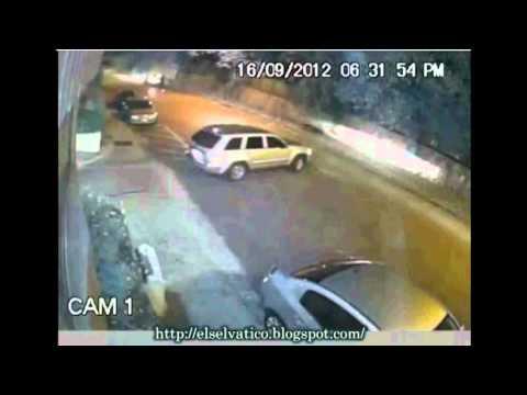 Secuestro en el Hatillo, Caracas (16 septiembre 2012)